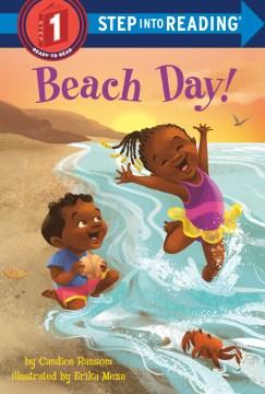 Beach day! - Candice F Ransom