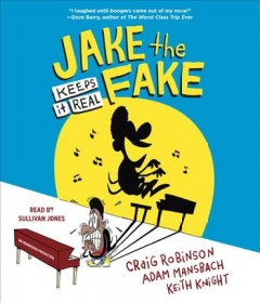 Jake the fake keeps it real - Craig Robinson