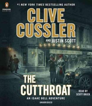 Cutthroat - Clive Cussler