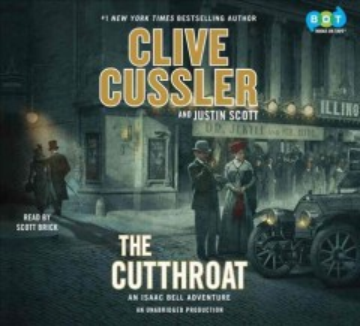 The cutthroat - Clive Cussler