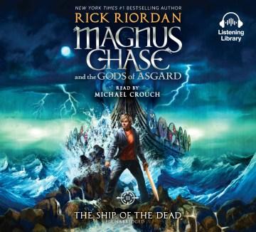 The ship of the dead - Rick Riordan