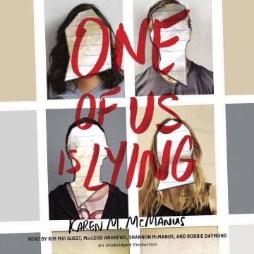 One of us is lying - Karen M Mcmanus