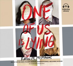 One of us is lying - Karen M Mcmanus