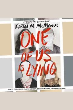 One of us is lying - Karen M.author McManus