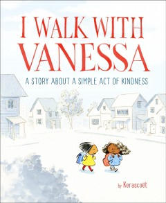 I walk with Vanessa - author Kerascoët