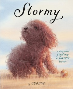 Stormy : a story about finding a forever home - 1983-illustrator.author Guojing