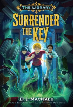 Surrender the key - D. J MacHale