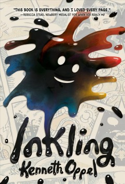 Inkling - Kenneth Oppel
