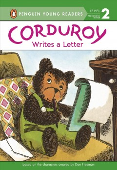 Corduroy writes a letter - Alison Inches