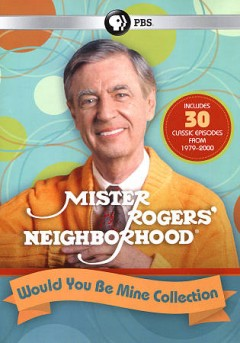 Mister Rogers' neighborhood : would you be mine collection [4-disc set]