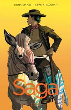 Saga Volume 8 - Brian K Vaughan