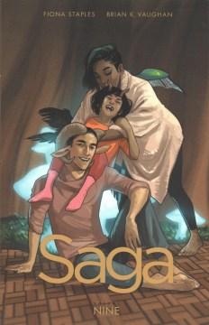 Saga Volume 9 - Brian K Vaughan