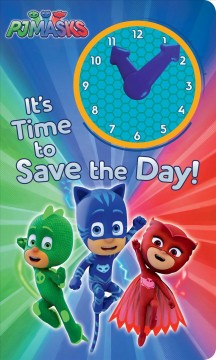 It's time to save the day! - Natalie Shaw