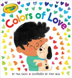 Colors of love - Tina Gallo