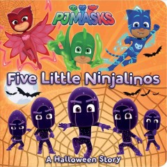 Five Little Ninjalinos : A Halloween Story - Tina (ADP) Gallo