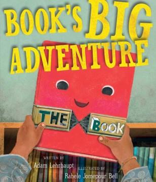 Book's big adventure - Adam Lehrhaupt