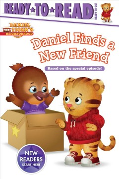 Daniel finds a new friend - Maggie Testa