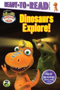 Dinosaurs explore! - May Nakamura
