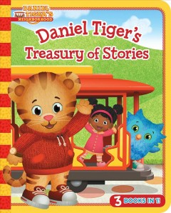 Daniel Tiger's treasury of stories - Alexandra Cassel