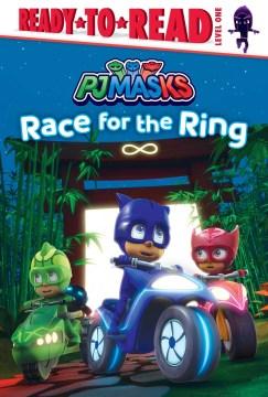 Race for the ring - Delphine Finnegan