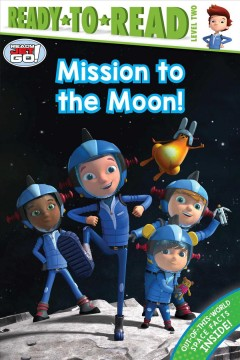 Mission to the moon! - Jordan Brown