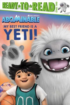 My best friend is a yeti! - Patty Michaels