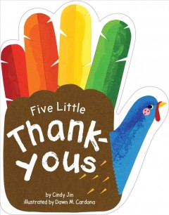 Five Little Thank-yous - Cindy; Cardona Jin
