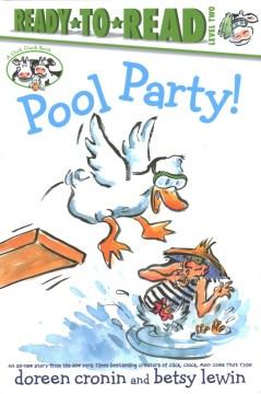 Pool party! - Doreen Cronin