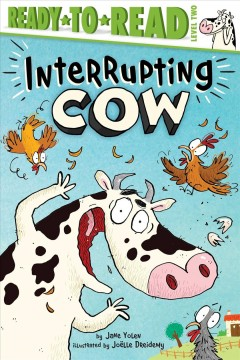 Interrupting Cow - Jane Yolen