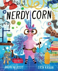 Nerdycorn / written by Andrew Root ; illustrated by Erin Kraan - Andrew Root