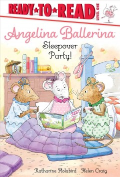 Sleepover party! - Katharine Holabird