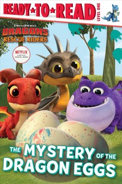 The mystery of the dragon eggs - Maggie Testa