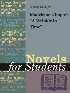 A study guide for Madeleine L'Engle's A Wrinkle in Time.