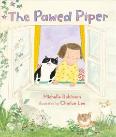 The pawed piper - Michelle1977-author.(Michelle Jane) Robinson