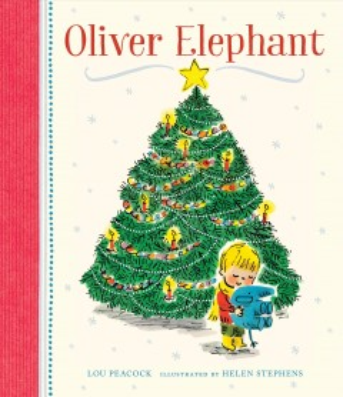 Oliver Elephant - Lou Peacock