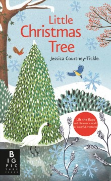 Little Christmas tree - Jessica Courtney-Tickle