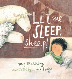 Let me sleep, sheep! - Megan McKinlay