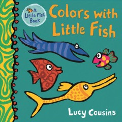 Colors with little fish - Lucy Counsins