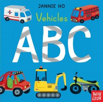 Vehicles ABC - Jannie Ho