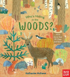 Who's hiding in the woods? - Katharine McEwen