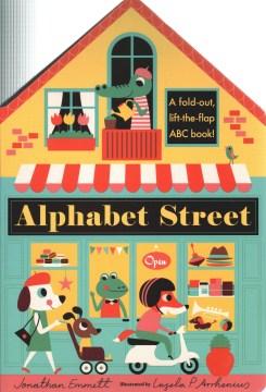 Alphabet Street - Jonathan Emmett