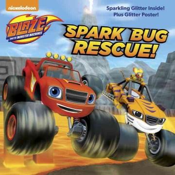 Spark bug rescue! - Mary Tillworth