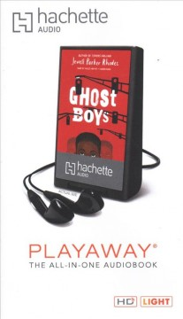 Ghost boys - Jewell Parker Rhodes