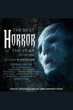 The best horror of the year, volume nine
