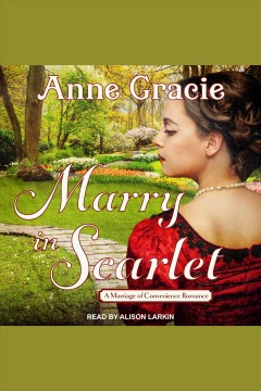 Marry in Scarlet - Anne Gracie