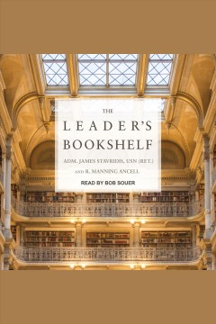 The leader's bookshelf - James Stavridis