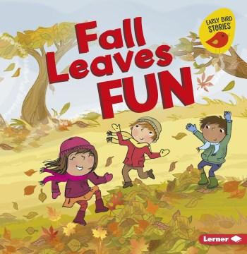 Fall leaves fun - Martha E. H. (Martha Elizabeth Hillman) Rustad