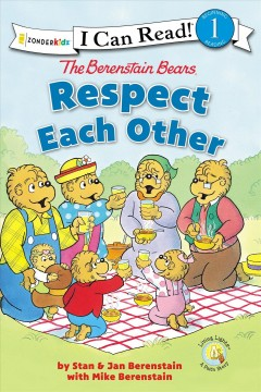 The Berenstain Bears respect each other - Stan Berenstain