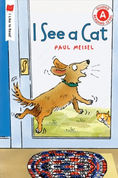 I see a cat - Paul Meisel