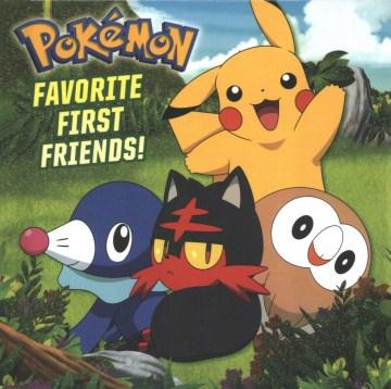 Favorite first friends! - C. J Nestor